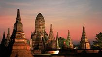 Day Tour to Temples of Ayutthaya by River Cruise and Including Buffet Lunch, Central Thailand, Day ...