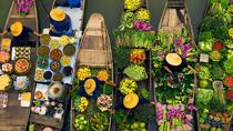 Private Tour: Damnern Saduak Floating Market Tour from Bangkok, Bangkok