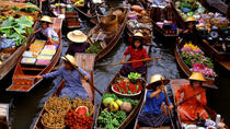 Small-Group Damnoen Saduak Floating Market Tour from Bangkok, Bangkok, Half-day Tours