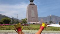 Historical Quito and The Equatorial Monument, Quito, City Tours