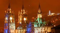 Quito by Night with Optional Dinner, Quito, Private Sightseeing Tours