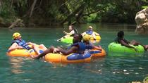 Rio Bueno River Tubing, Montego Bay, Tubing