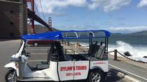 Electric Tuk-Tuk San Francisco Highlights Tour, San Francisco, Cultural Tours