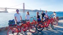 The Original City Loop Electric Bicycle Tour, San Francisco, Air Tours