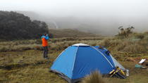 Camping Tour Cajas National Park, Cuenca, Hiking & Camping
