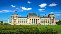 Hop-on-Hop-off-Tour durch Berlin mit optionaler Bootsfahrt, Berlin