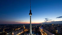 Skip the Line Berlin TV Tower: Berlin by Night, Berlin, Attraction Tickets