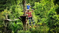 High Ropes Adventure with 2 Hour Luxury Spa Package, Chiang Mai, 4WD, ATV & Off-Road Tours