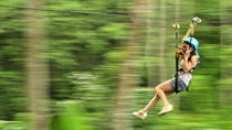 Zip Line Adventure with 2 hour Luxury Spa Package, Chiang Mai, 4WD, ATV & Off-Road Tours