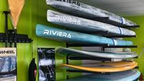 Ganztägige Virginia Beach Paddleboard Rentals, Virginia Beach, Stand Up Paddleboarding