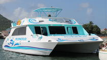 All-Inclusive Catamaran Tour to Martinique, St Lucia, Day Cruises