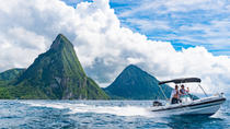 Captain For A Day - Drive Your Own Boat!, St Lucia, Day Trips