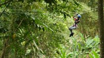Day of Adventure - Zipline and Hike or Bike, St Lucia, 4WD, ATV & Off-Road Tours