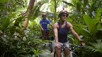 Rainforest Cycling Adventure in St Lucia, St Lucia