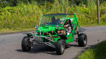 Soufriere Safari Buggy-Tour, St Lucia, 4WD, ATV & Off-Road Tours