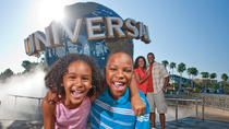 Universal Orlando 3-Park Ticket, Orlando, Theme Park Tickets & Tours
