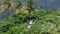 Morne Coubaril Estate Horseback Ride and Zipline, St Lucia, Horseback Riding