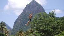 St. Lucia Morne Coubaril Estate Zipline Experience, St Lucia, Ziplines