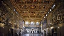 Palazzo Vecchio Tour Including the Arnolfo Tower and Underground, Florence, Day Trips