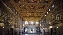 Palazzo Vecchio Tour with Visits to the Arnolfo Tower and Underground Level, Florence, ...