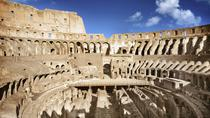 Rome Food, Pizza and Colosseum Small-Group Tour