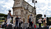 Rome Segway Tour with Optional Colosseum and Forum Ticket, Rome, Walking Tours
