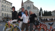 Tour in bicicletta di Firenze con degustazione di cibo toscano, Florence, Bike & Mountain Bike Tours