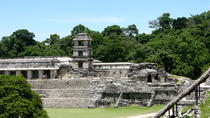 Agua Azul Full-Day Tour With One-Way Transfer from San Cristobal to Palenque, San Cristóbal de ...