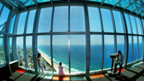 Billet pour l'observatoire SkyPoint de la Gold Coast, Surfers Paradise, Attraction Tickets