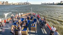 New York City Bootstour mit Abendessen an North River-Anlegestelle, New York City, Dinner Cruises