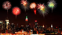 Viator Exclusive: New Year's Eve Fireworks Cruise with Lobster Dinner, New York City