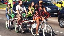 Acapulco CIty and Food Tour on a Tandem Bicycle, Acapulco, Bike & Mountain Bike Tours