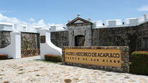 Half-Day Acapulco Walking Tour with Fort of San Diego, Acapulco, City Tours