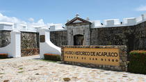 Half-Day Acapulco Walking Tour with San Diego Fort, Acapulco, City Tours