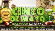 Cinco De Mayo Hollywood Bar Crawl, Los Angeles, Bar, Club & Pub Tours