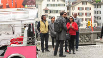 2.5-Hour Guided Tuk Tuk and Walking Tour of Zurich, Zurich, Food Tours