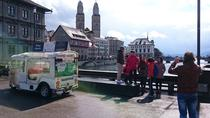 Public Tuk-Tuk Tour: the heart of Zurich, Zurich, Cultural Tours