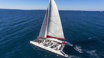 All Inclusive Full-Day Taboga Island Catamaran Tour from Panama City, Panama, Panama City, Sailing...