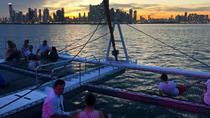 Sunset Catamaran Cruise from Panama City, Panama City, Sailing Trips