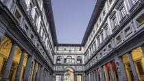 Uffizi Galerie Private Tour mit 5 Sternen Guide, Florence, Private Sightseeing Tours