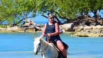 Guided 90-minute Negril Horseback Ride and Swim, Negril, Horseback Riding