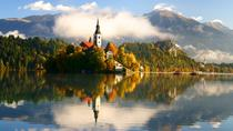 SEMI Private Guided Tour of Ljubljana and Lake Bled from Zagreb, Zagreb, Private Sightseeing Tours