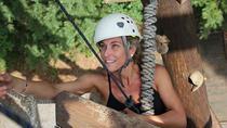 Alpine Tower Climbing Adventure in White Sulphur Springs, West Virginia, Climbing