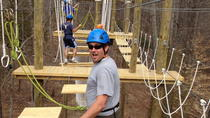 Greenbrier Adventure Course, West Virginia, Climbing