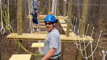 Greenbrier Aerial Adventure Course, Fayetteville, Obstacle Courses