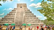 Full-Day Guided Tour of Chichen Itza Mayan Archaeological Site and Cenote Swimming from Cancun, ...