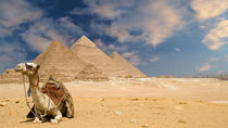 Day Tour: Giza Pyramids Sphinx Memphis and Sakkara, Cairo, Private Sightseeing Tours