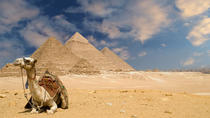 Day Tour: Giza Pyramids, Sphinx, Saqqara, and Memphis, Cairo, Day Trips