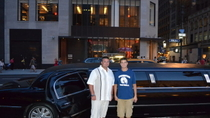 Privétour in een limousine: het beste van NYC, New York City, Privétours