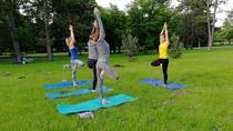 Energizing Yoga Under The Trees, Ljubljana, Yoga Classes